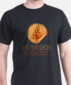 Hunger Games Flames T-Shirt