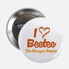 "I Heart Beetee 2.25"" Button"