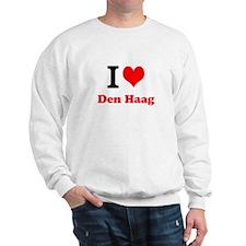 Trui I Love Den Haag