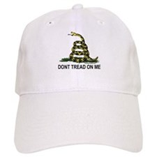 Gadsden Flag - Don't Tread On Baseball Baseball Cap