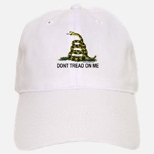 Gadsden Flag - Don't Tread On Baseball Baseball Cap