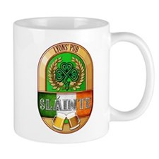 Lyons' Irish Pub Mug
