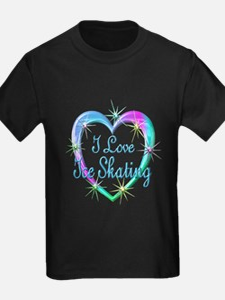 I Love Ice Skating T