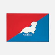 Dandie Rectangle Magnet (100 pack)