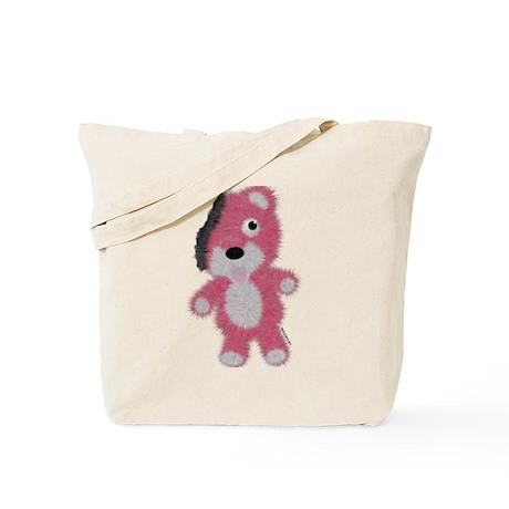 Breaking Bad Bear Tote Bag