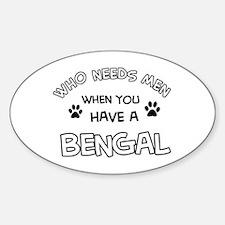 Cool Bengal designs Decal