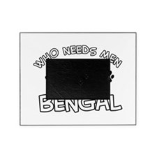Cool Bengal designs Picture Frame