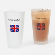 Gobsmacked Drinking Glass