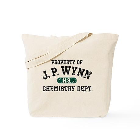 JP Wynn Chemistry Dept Tote Bag