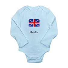Cheeky Brit Body Suit