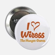 "I Heart Wiress 2.25"" Button"