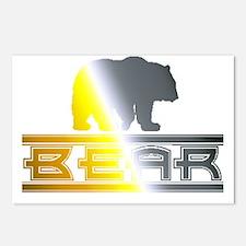 Bear Pride Bear Postcards (Package of 8)