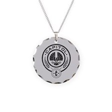 Vintage Hunger Games Capitol Necklace