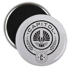 Vintage Hunger Games Capitol Magnets