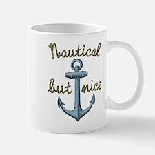 Nautical But Nice Mugs
