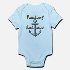 Nautical But Nice Body Suit