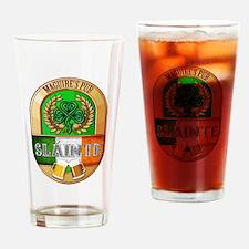 Maguire's Irish Pub Drinking Glass