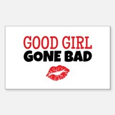 Good Girl Gone Bad Decal