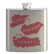 Hungary for Turkey Flask