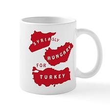 Hungary for Turkey Mugs