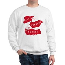 Hungary for Turkey Sweater