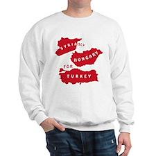 Hungary for Turkey Sweatshirt