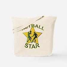Netball Star Tote Bag