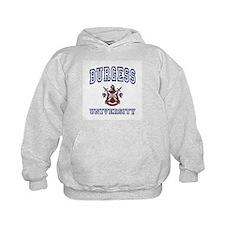 BURGESS University Hoodie