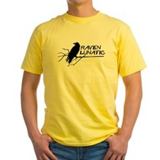 Raven Lunatic - Halloween T-Shirt