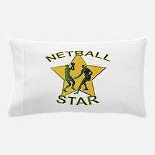 Netball Star Pillow Case