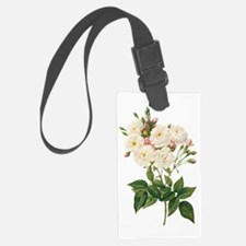 Vintage Blush Noisette Rose Redo Luggage Tag