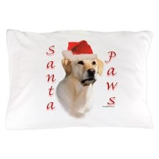 LabyellowPaws.png Pillow Case