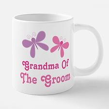 Grandma of the Groom Wedding Mugs