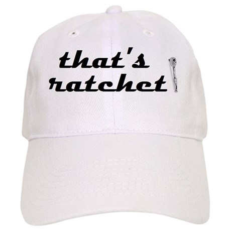 thats ratchet Cap