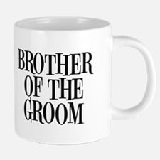 Brother of the Groom Mugs
