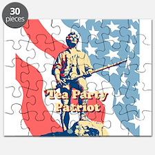 Tea Party Patriot Puzzle