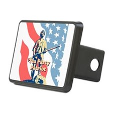 Tea Party Patriot Hitch Cover