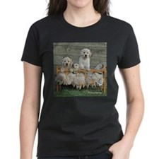 Nap Time Puppies Tee
