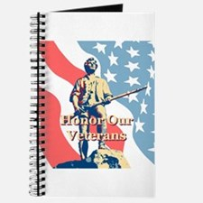 Honor Our Veterans Journal