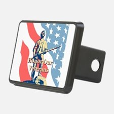 Honor Our Veterans Hitch Cover