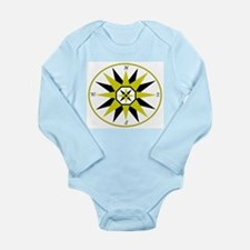 Compass Rose Body Suit