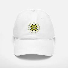 Compass Rose Baseball Baseball Baseball Cap