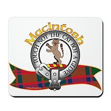 MacIntosh Clan Mousepad