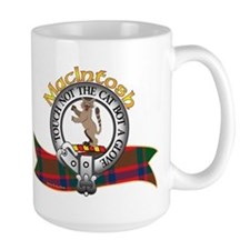 MacIntosh Clan Mugs