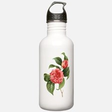 Vintage Flowers Camell Water Bottle