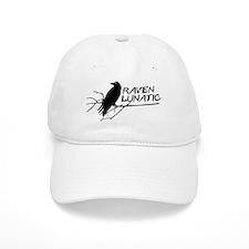 Raven Lunatic - Halloween Baseball Baseball Cap