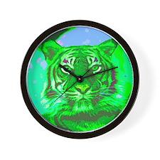 Tiger018 Wall Clock
