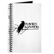 Raven Lunatic - Halloween Journal