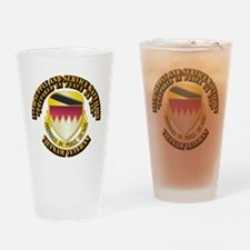 15th Supply and Service Bn Drinking Glass