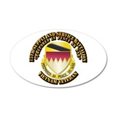 15th Supply and Service Bn Wall Decal